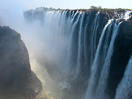 Victoria Falls Tour with transport