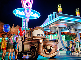 Disneyland 1 Day Park Ticket and Transfer from LA Hotels