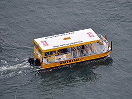 Water Taxi Miami Yellow Route