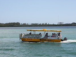 Water Taxi Miami Green Route
