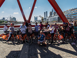 Bike Tour Norh of Buenos Aires with Transfers