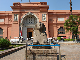 Cairo flight and tour from Sharm el Sheikh