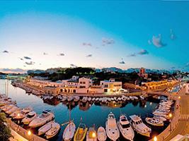 Ferry Trip to Menorca
