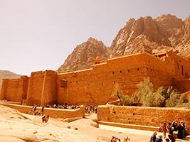 St. Catherine Monastery & Dahab City