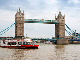 24 Hour Hop On - Hop Off Cruise and Cutty Sark