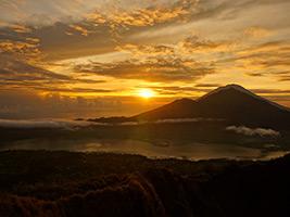 Full Day Volcano Trekking