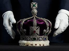 Three Palace Royal Pass: Tower of London, Hampton Court Palace and Kensington Palace