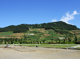 Full Day Dieng Crater (Excluding Borobudur)