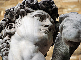 """Beyond the """"David"""": on the footsteps of Michelangelo in Florence"""