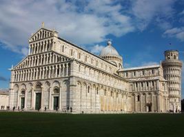 Easy Pisa from Venice