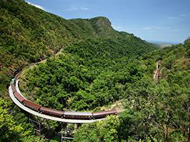 Kuranda Deluxe with Kuranda Scenic Railway