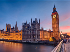 Behind the Scenes: Westminster Tour