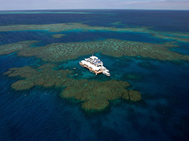 Great Barrier Reef with Sunlover Cruises with Transfer