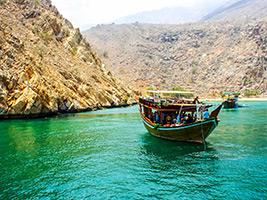 Musandam Sea Safari - Private