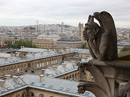 Notre Dame and Ile de la Cité Tour with Skip the Line Visit of the Sainte Chapelle