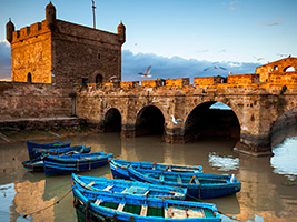 Secrets of Essaouira Private Tour with Lunch