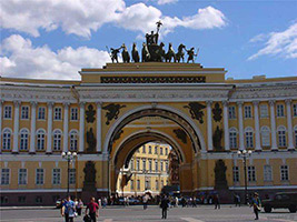 Saint Petersburg City Tour and Saint Isaac