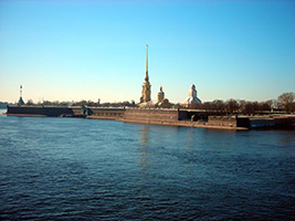 San Petersburg City Tour and Peter and Paul Fortress