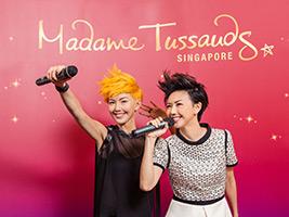 Madam Tussauds Singapore Full Experience