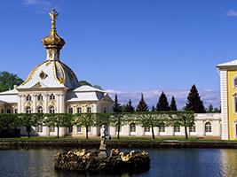 Peterhof Palace & Park