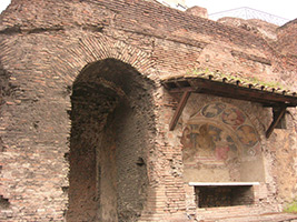 Underground of St Paul Alla Regola