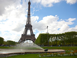Eiffel Tower Express Guided Tour