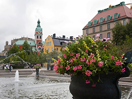 Modern Stockholm