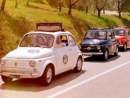 LVN 500 Vintage Tour of Florence and Free Time Pisa