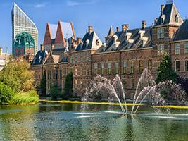 Rotterdam, The Hague and Scheveningen in Spanish - Private