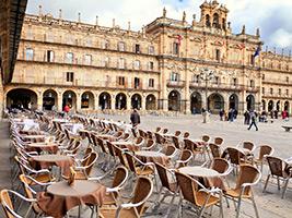 Ávila and Salamanca