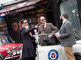 Private Sightseeing Tour of London in Classic Mini Cooper: Best Bits of London