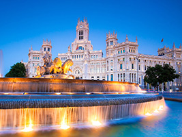 Madrid in One Day