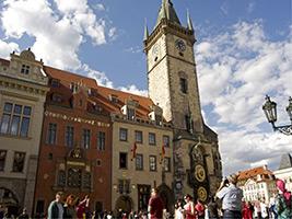Prague Hammer and Sickle Tour