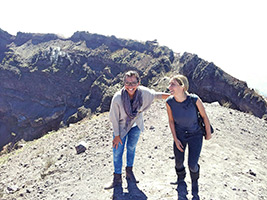 Vesuvius Tour With Optional Crater Adventure Hike - from Pompeii