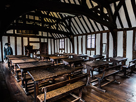 Warwick Castle, Oxford, Stratford