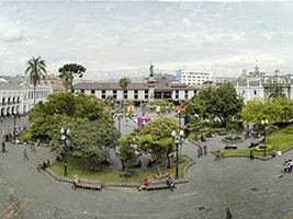 FD Quito : City Tour + Middle of the World + Cable Car and Museum