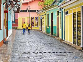 Guayaquil Panoramic City Tour & Santay Island