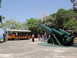 Bastions of Manila Bay