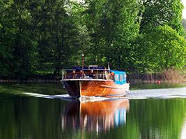 Royal Haga Boat Tour