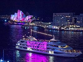 Sydney Harbour Gold Dinner Cruise