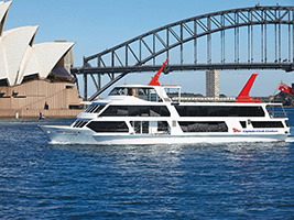 Weekend Breakfast at Sydney Harbour