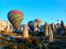 Cappadocia by Bus, 2 Days 1 Night