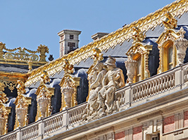 Shuttle Bus from Paris to Versailles and Skip the Line Versailles Palace Ticket Entrance