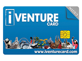 Iventure Card Madrid Attraction