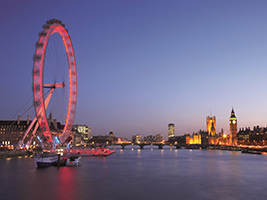 London in Style with London Eye
