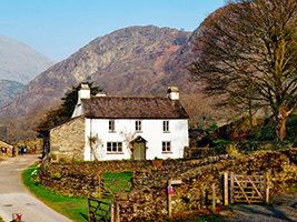 Lake District with Afternoon Tea