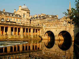 Windsor Castle, Stonehenge & Bath in French