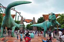 Combo: Universal Studios Singapore and S.E.A. Aquarium Day Pass