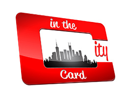 In the City Card