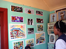 Township Art Tour Experience in Soweto Community